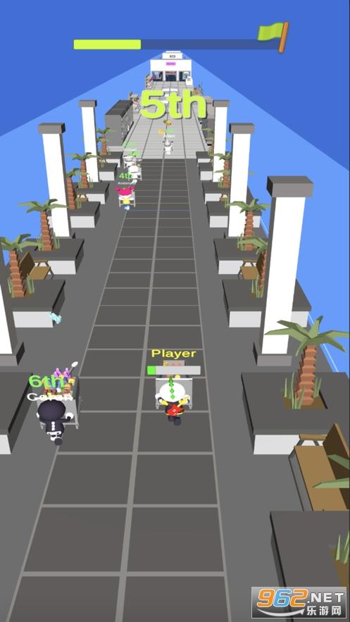 Trolley.io游戏v1.0 手推车大作战截图1