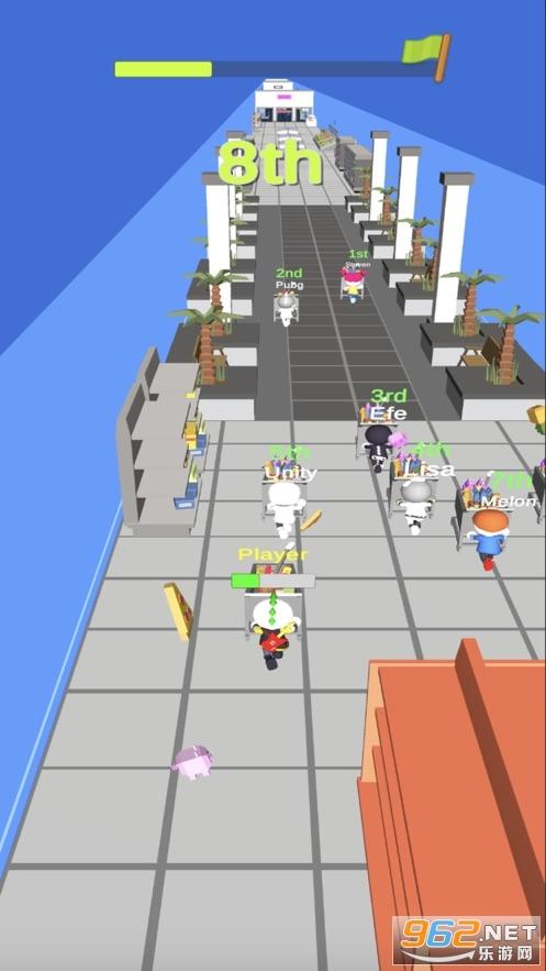 Trolley.io游戏v1.0 手推车大作战截图2