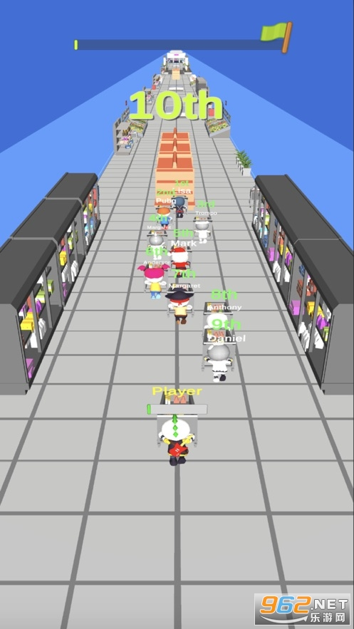 Trolley.io游戏v1.0 手推车大作战截图3