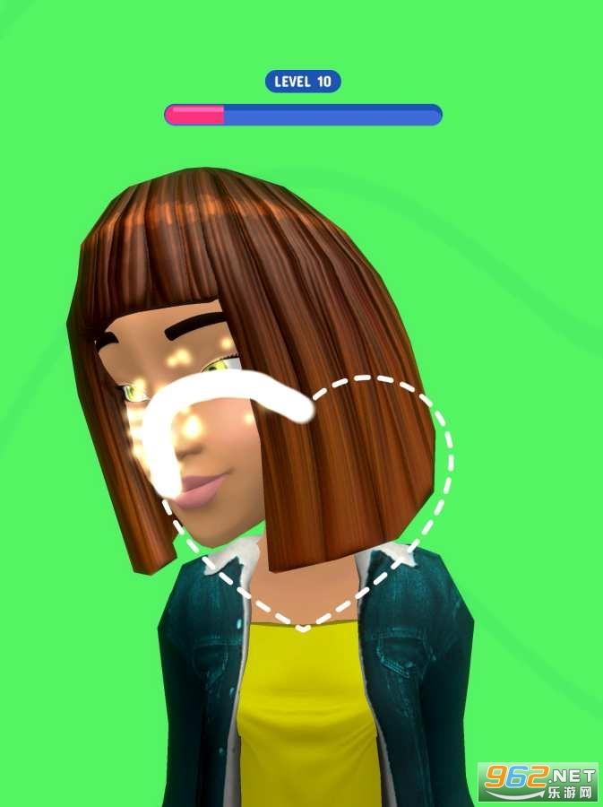鼻子画画游戏v0.1.1 无广告截图0
