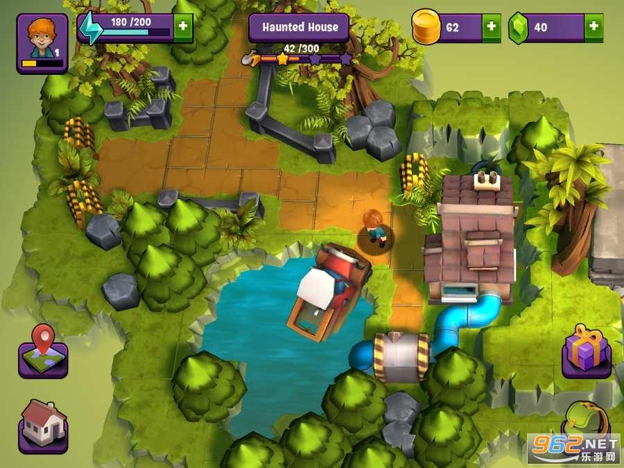谜题冒险3DPuzzleAdventures3Dv0.26安卓版截图3