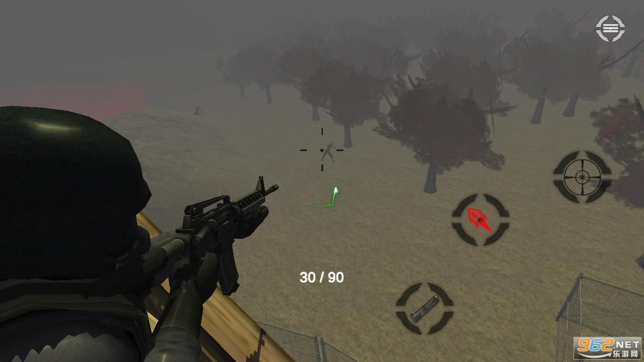 scp354红湖中文版v1.11 无限子弹枪支截图1