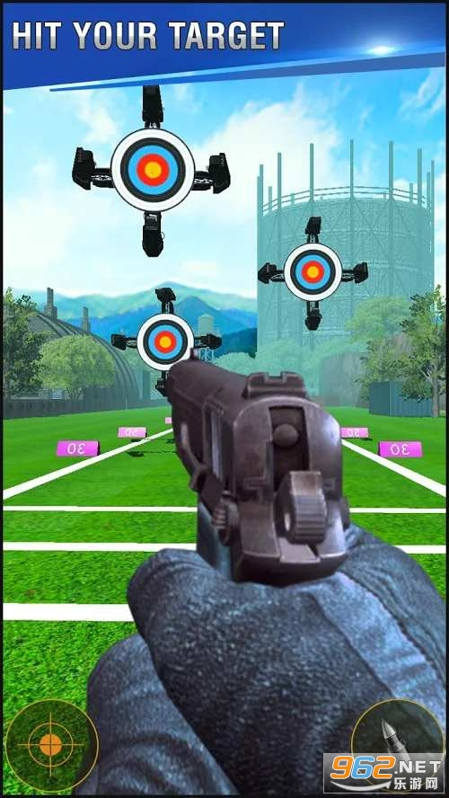 射击模拟器游戏手机版v1.7.2 真实3D截图1