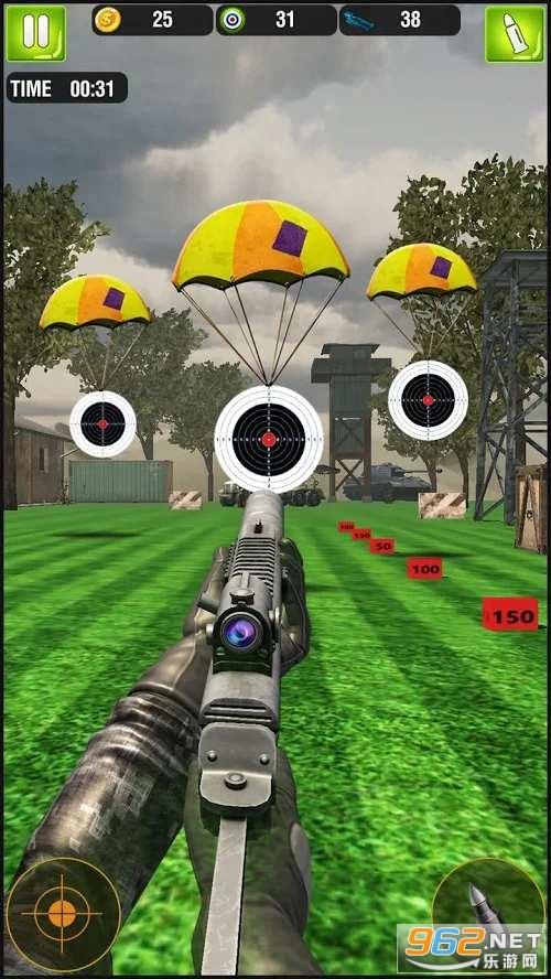 射击模拟器游戏手机版v1.7.2 真实3D截图2