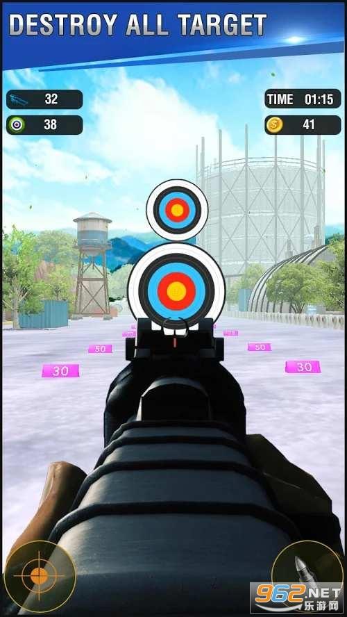 射击模拟器游戏手机版v1.7.2 真实3D截图3