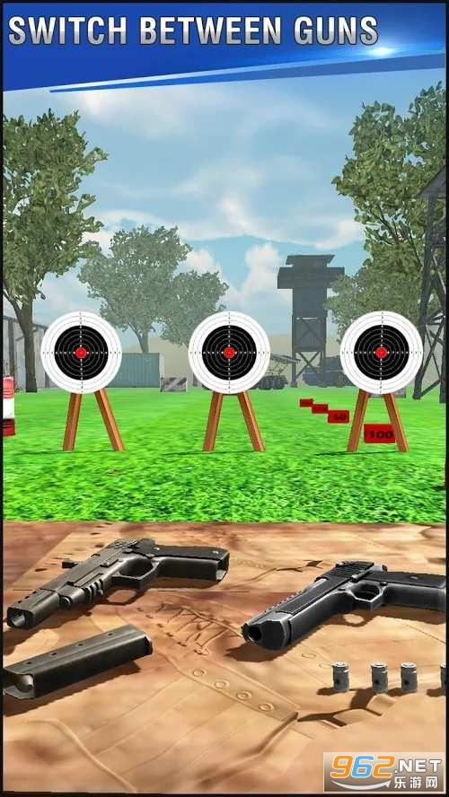 射击模拟器游戏手机版v1.7.2 真实3D截图4