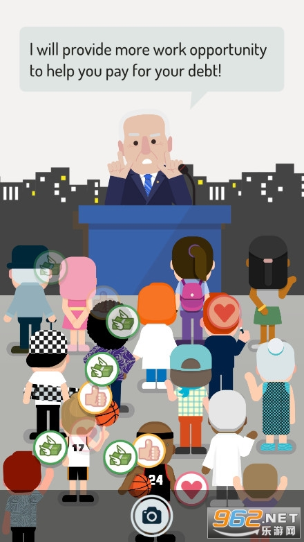 总统竞选模拟安卓版v1.38最新版截图4
