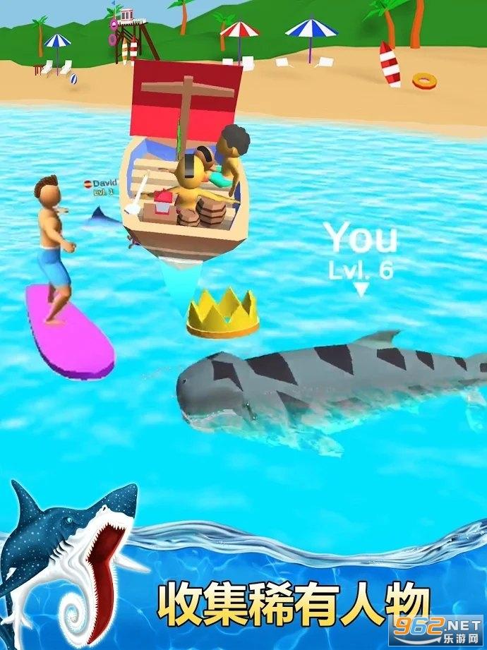 鲨鱼袭击SharkAttack游戏v1.43最新版截图1