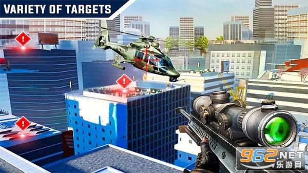 警队第一狙击手中文完整版v4 全武器截图0