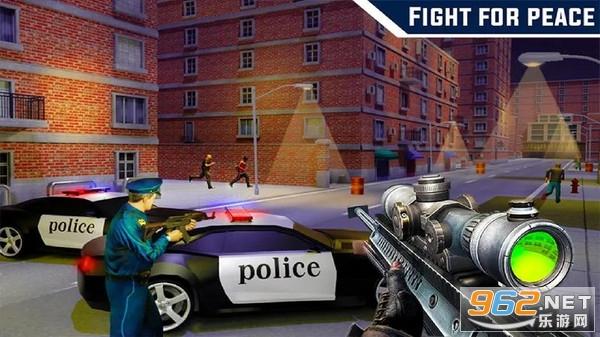 警队第一狙击手中文完整版v4 全武器截图2