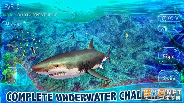 海底鲨海安卓中文版v1.0.5 安卓版截图1