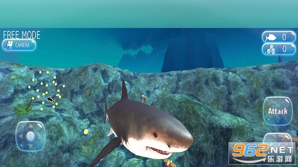 海底鲨海安卓中文版v1.0.5 安卓版截图3
