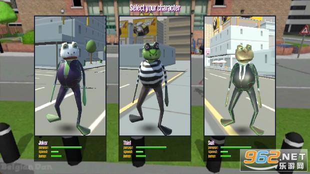 非常普通的沙雕青蛙游戏安卓版v1.0 破解版截图1
