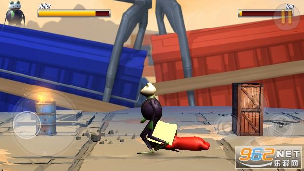 非常普通的沙雕青蛙游戏安卓版v1.0 破解版截图2