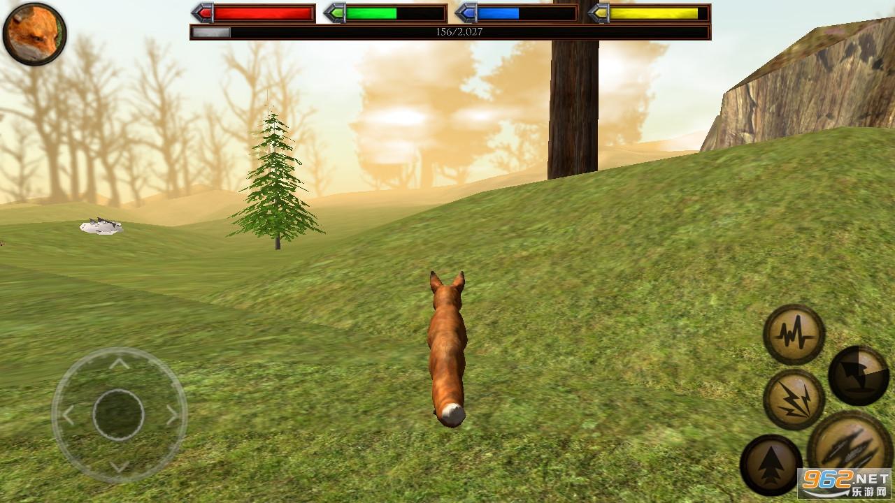 最终狐狸模拟器游戏截图