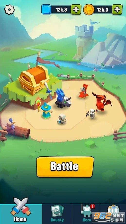 战争艺术英雄游戏v1.1.0最新版截图1