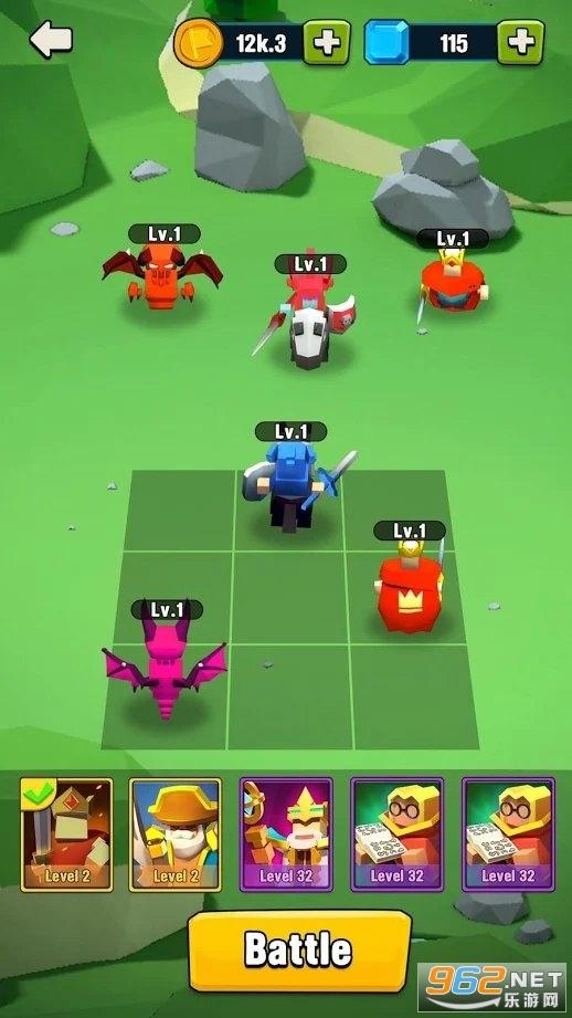 战争艺术英雄游戏v1.1.0最新版截图3