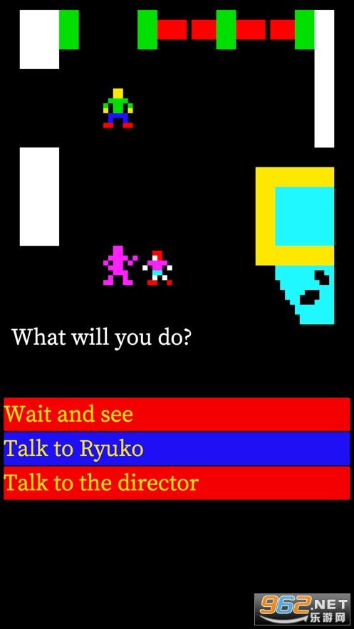 凉子是偶像免费中文版(RYUKO Was an IDOL)v1.0.0 手机版截图1