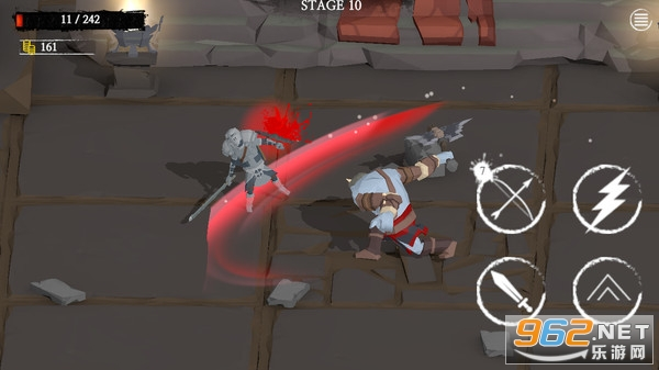 地下城入侵者中文完整版v0.1 手机版截图1