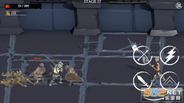 地下城入侵者中文完整版v0.1 手机版截图2