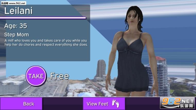 女神女巨人模拟器手游v0.3 免费版截图3