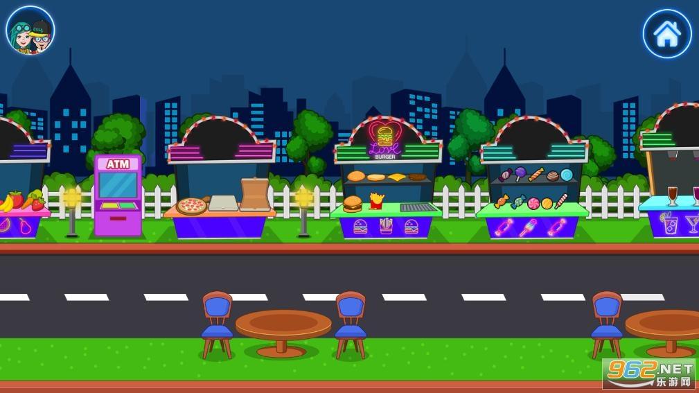 假装夜总会游戏v1.2 完整版截图1