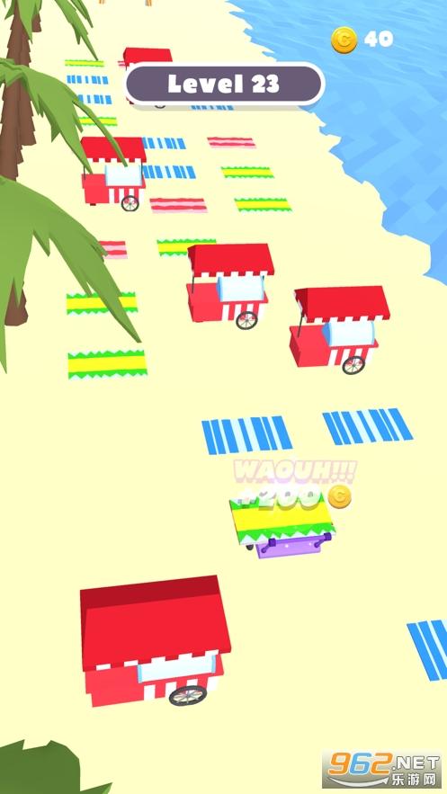Hyper Beach 3D游戏v1.0 官方版截图0
