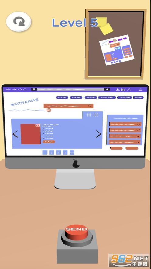 模拟网站管理员游戏v1.0 Web Master 3D截图0
