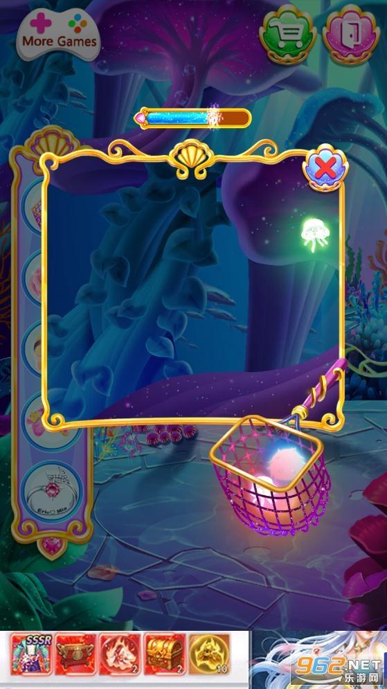 美人鱼的秘密43完整版游戏v1.0 最新版截图0