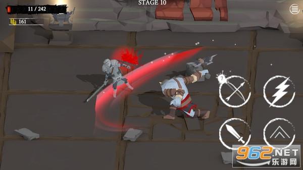 地下城入侵者破解版v0.1 手机版截图1