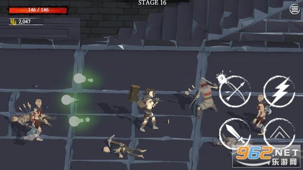 地下城入侵者破解版v0.1 手机版截图2