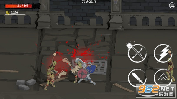 地下城入侵者破解版v0.1 手机版截图3