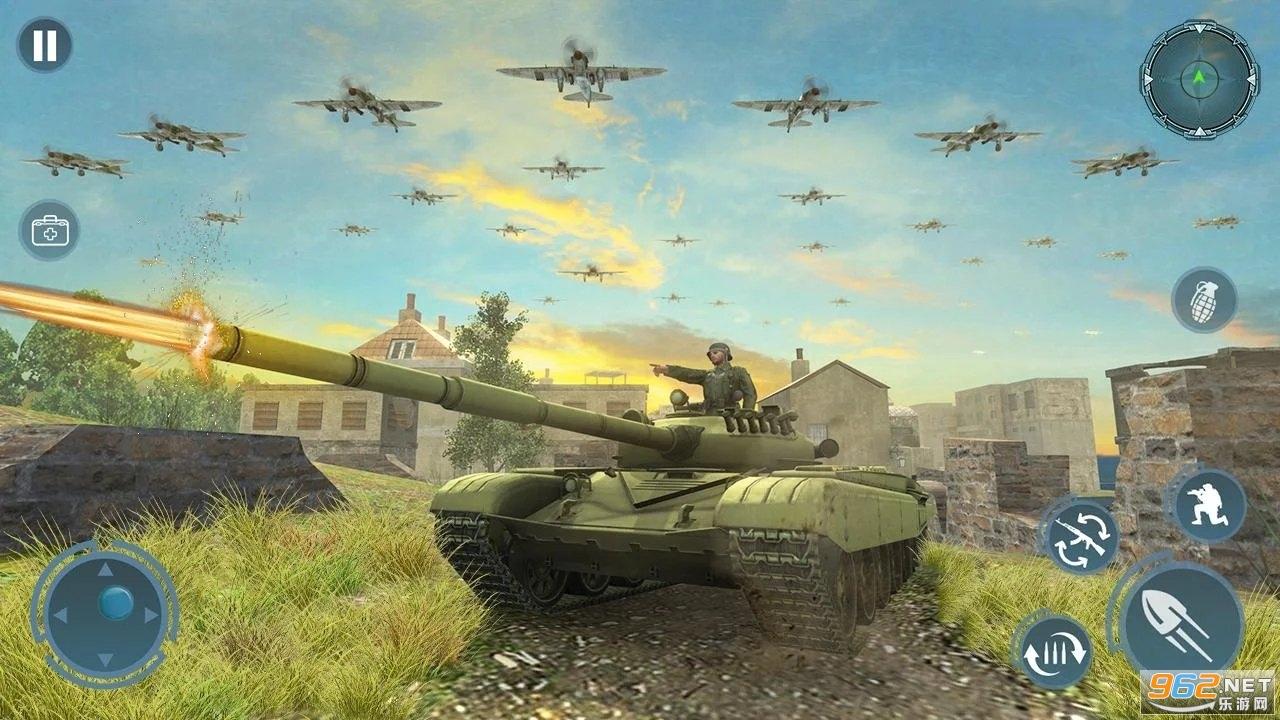 狙击世界大战破解最新版v1.1.7 全解锁版截图3