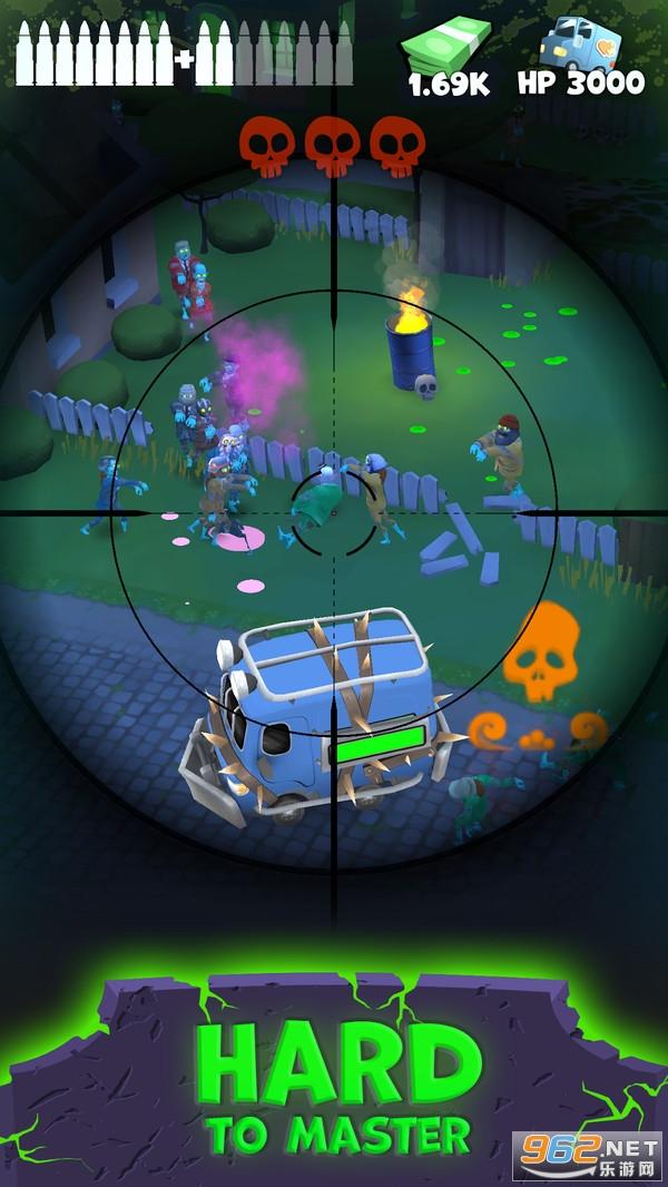 狙击手VS小偷2最新中文版v1.5.39330 免费版截图1