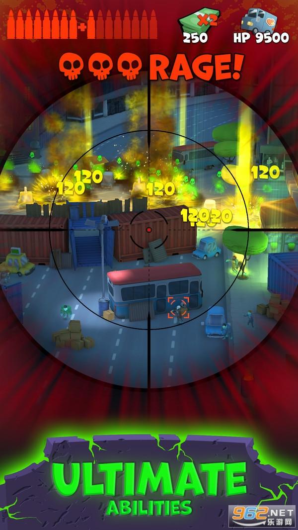 狙击手VS小偷2最新中文版v1.5.39330 免费版截图2