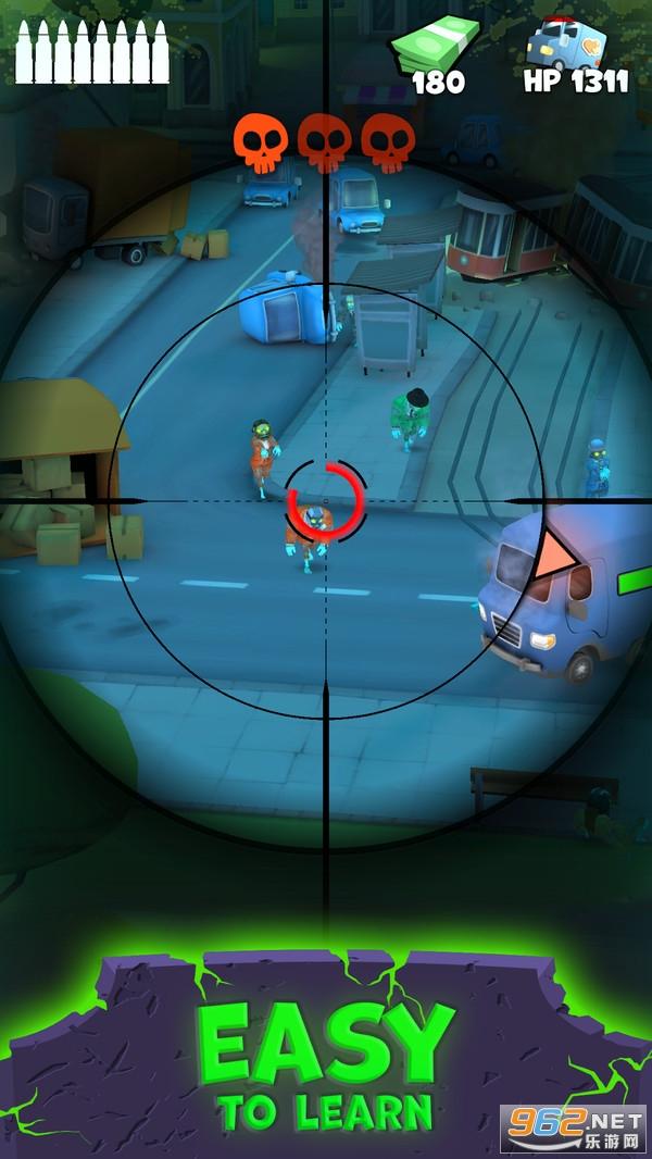 狙击手VS小偷2最新中文版v1.5.39330 免费版截图4