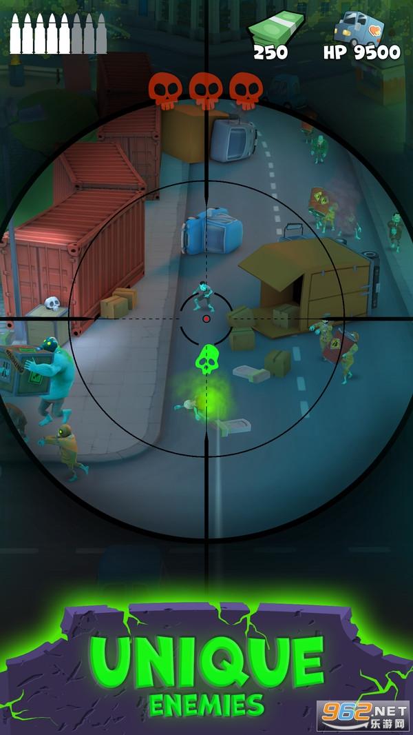 狙击手VS小偷2最新中文版v1.5.39330 免费版截图0
