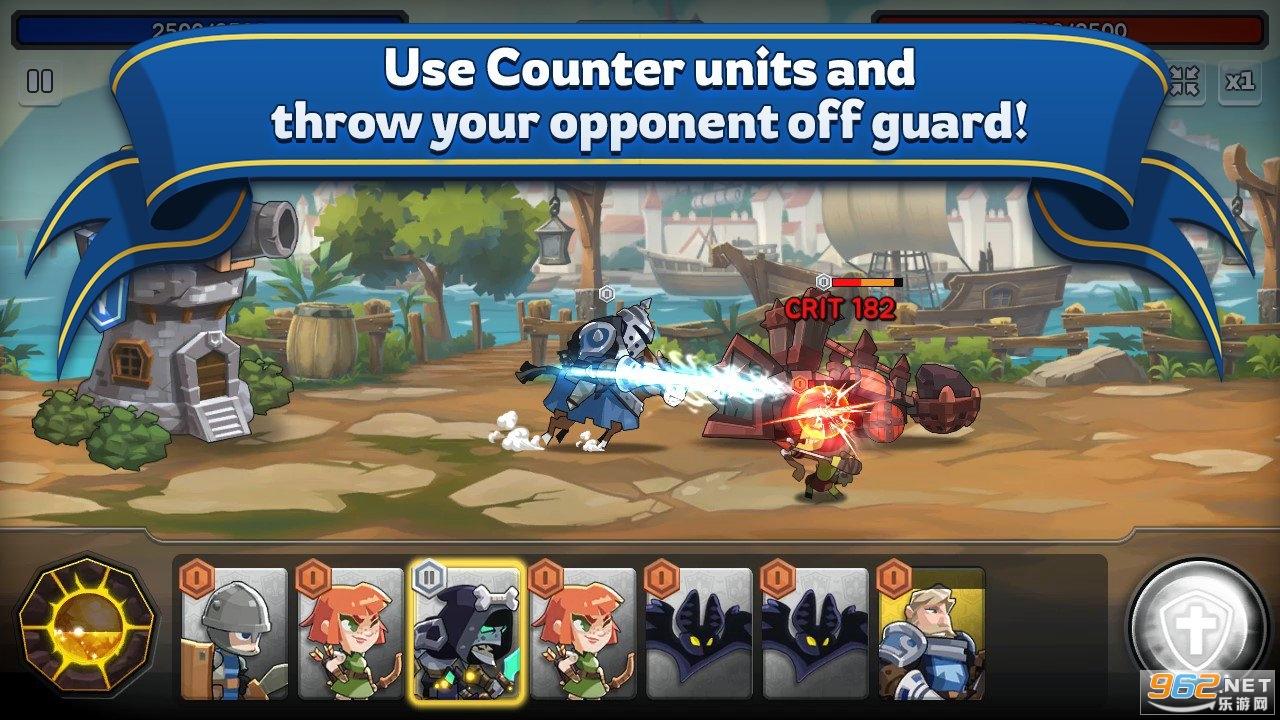 奇�E之石英雄合并防御v2.0.23最新版截�D0