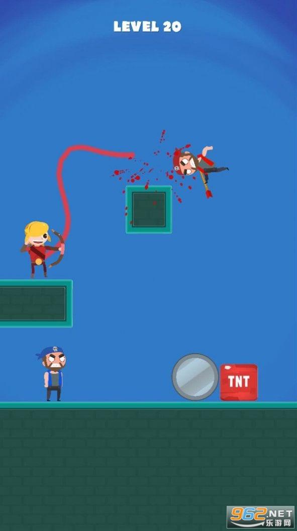 疯狂画箭游戏v0.9.8 破解版截图1