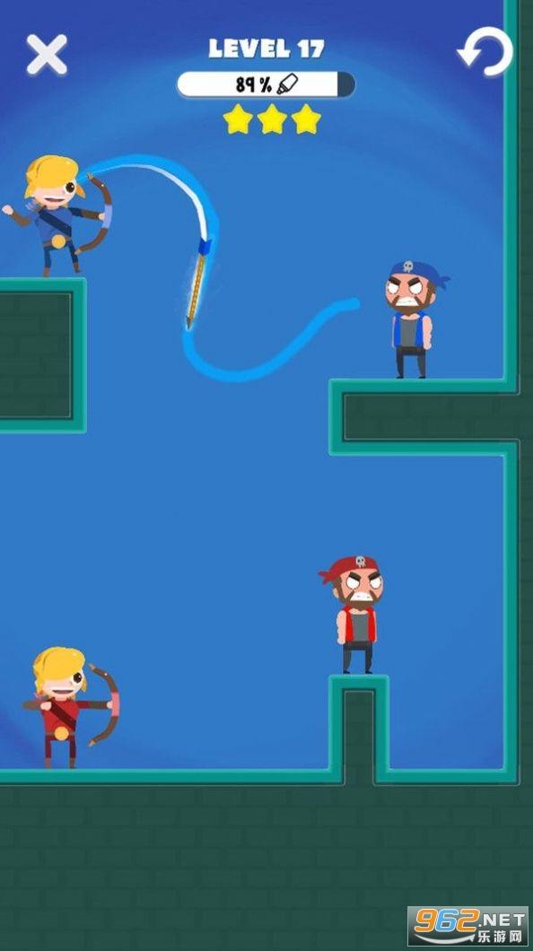 疯狂画箭游戏v0.9.8 破解版截图3