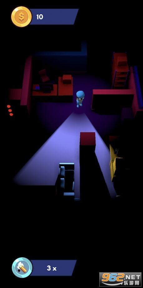 办公室迷宫游戏v0.1 全道具解锁截图1
