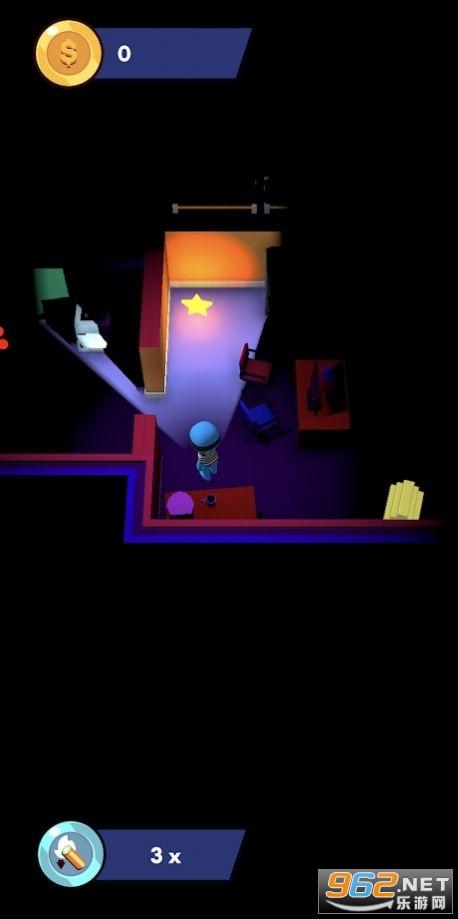 办公室迷宫游戏v0.1 全道具解锁截图2