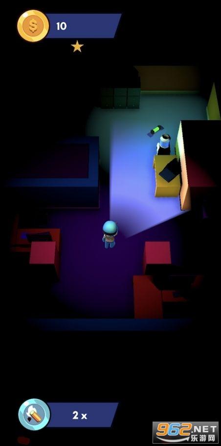 办公室迷宫游戏v0.1 全道具解锁截图3