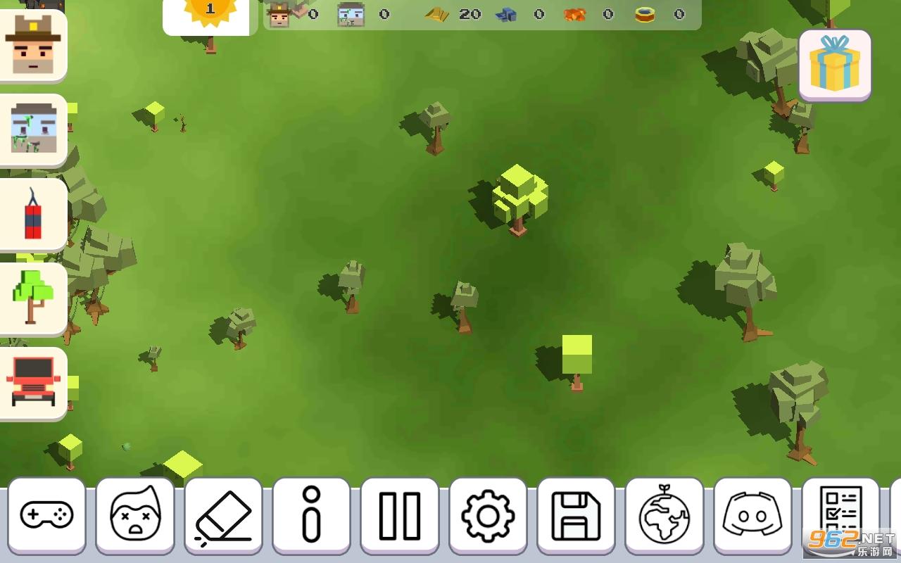 僵尸世界盒子游戏v0.143 无限道具截图2