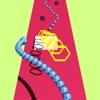 蛇蛇飞越坡道3D游戏
