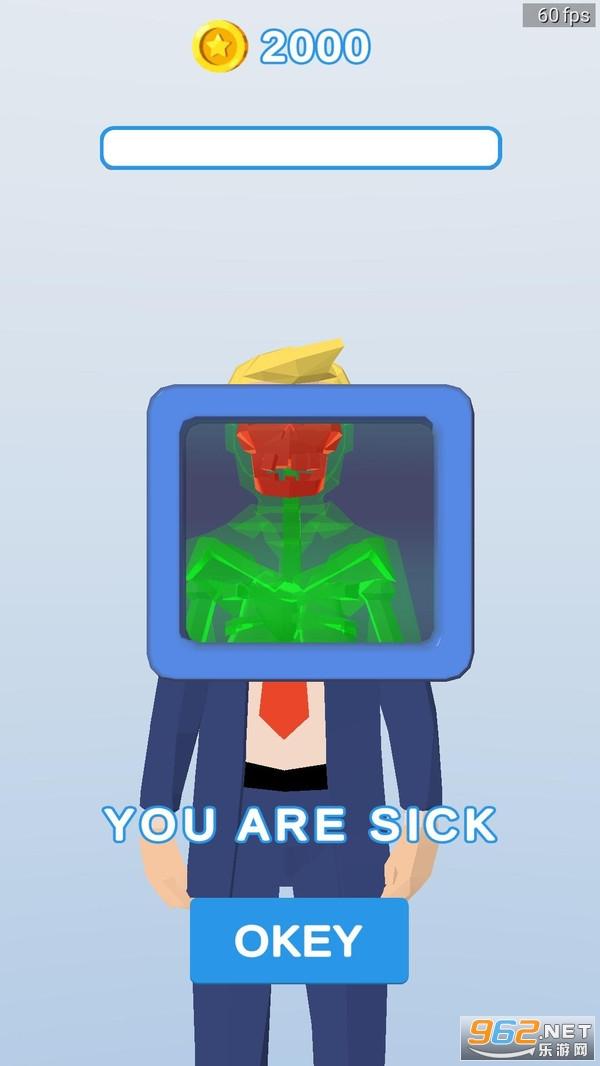 X射线医生游戏v1.0.2 无广告截图0