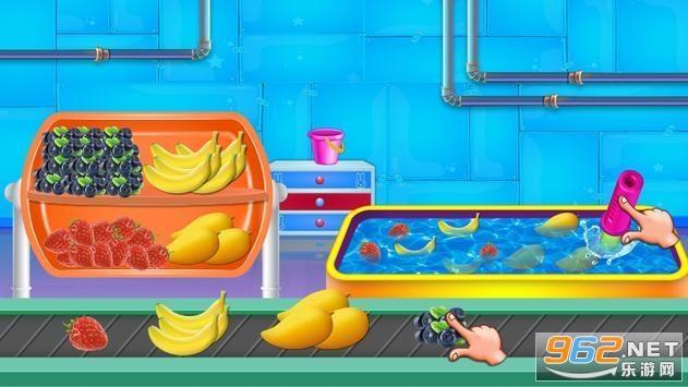 冰淇淋制作工厂游戏v1.0.3 破解版截图0