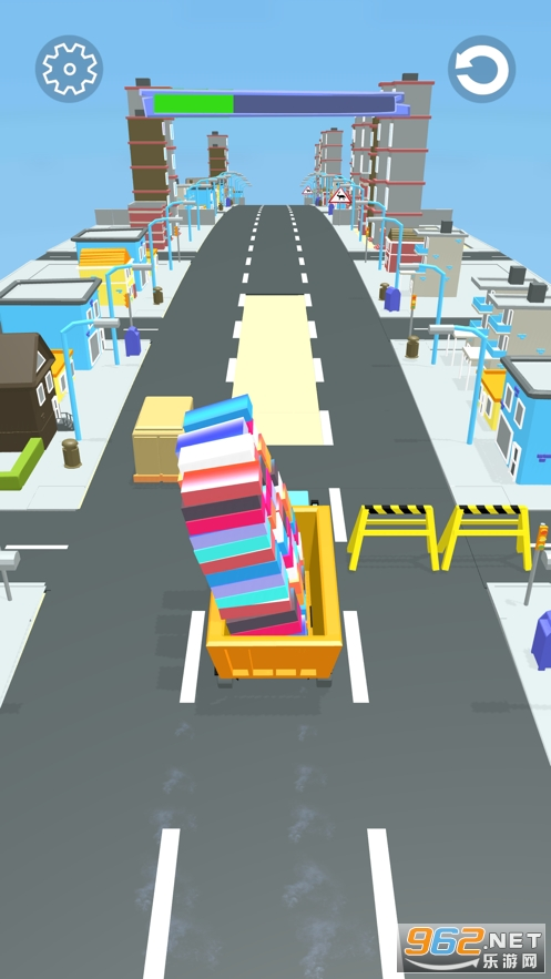 货车荷载3D游戏ios版截图0
