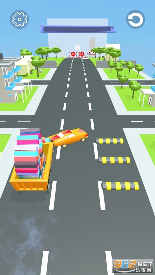 货车荷载3D游戏ios版截图1