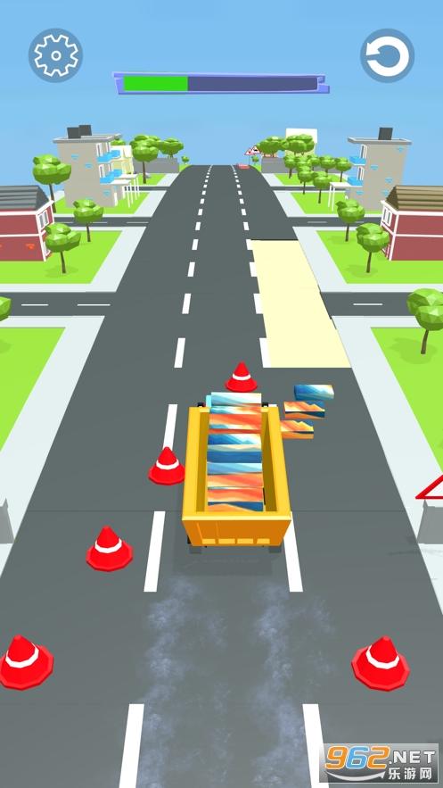 货车荷载3D游戏ios版截图2